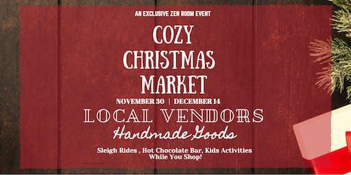 Cozy Christmas Market