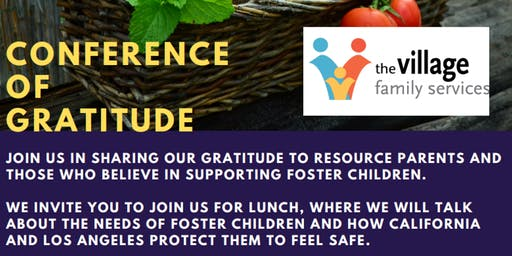 Conference of Gratitude