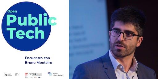 Open PublicTech: encuentro de diseño e innovación en el sector público