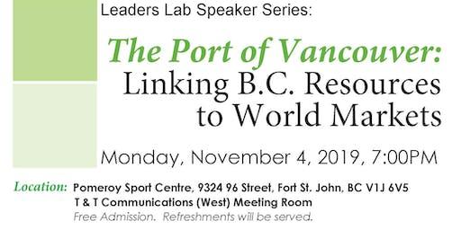 Leaders Lab Speaker Series