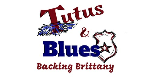 Tutus and Blues Backing Brittany