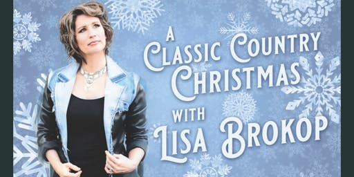 A Classic Country Christmas with Lisa Brokop