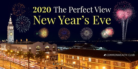The Perfect View: Celebrate NYE 2020 at The Commonwealth Club tickets