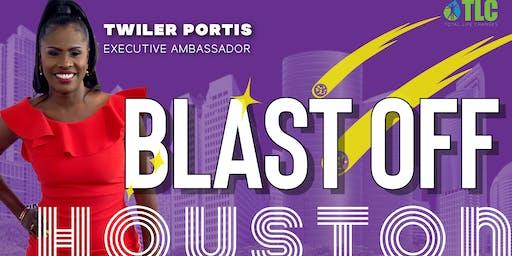 "Houston ""Blast Off"" Super Saturday"