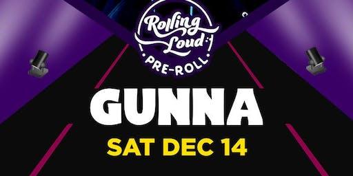 GUNNA LIVE - #1 Rooftop Nightclub - Drais Las Vegas - Guest List - 12/14
