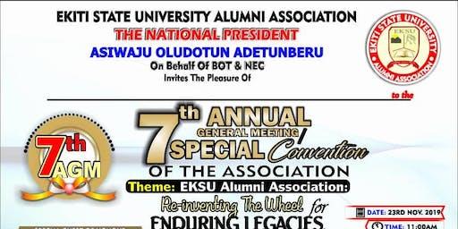 EKSU Alumni AGM