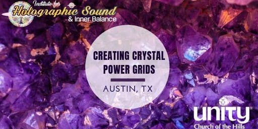 Learning to Create Crystal Power Grids Workshop