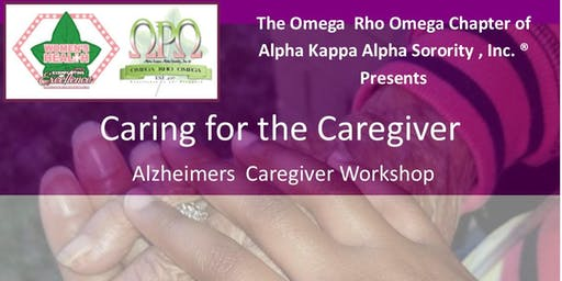 Alzheimers Caregiver Workshop
