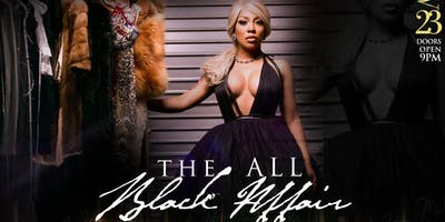 THE ALL BLACK AFFAIR w/ K. MICHELLE Presented by Jammin 98.3 & LR Signature Events