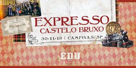 Expresso Castelo Bruxo ingressos