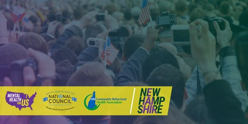Unite for Mental Health: New Hampshire Town Hall