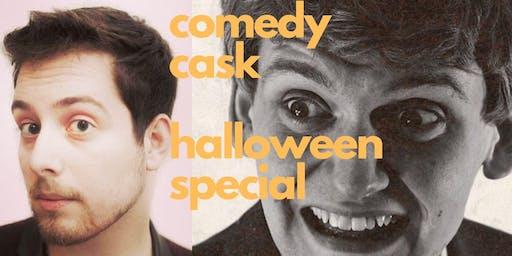 Comedy Cask Halloween Special - Free Comedy Club