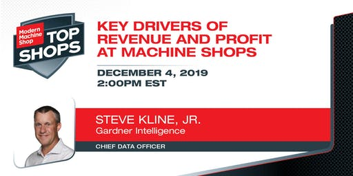Key Drivers of Revenue and Profit at Machine Shops