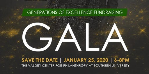 5th Annual-Generations of Excellence Fundraising Gala