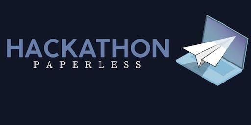 Hackathón: Paperless