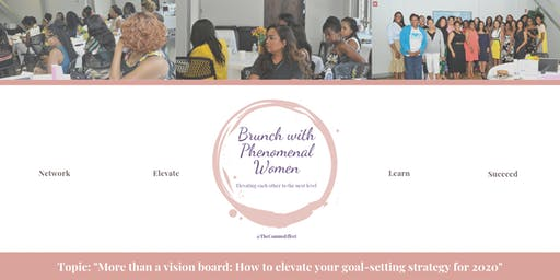 Brunch with Phenomenal Women