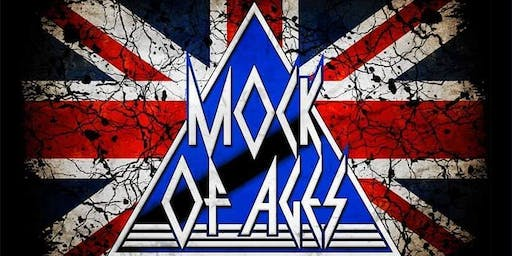 Def Leppard {Mock of Ages}