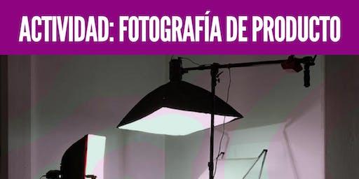 Consultorio de fotografía de tu producto