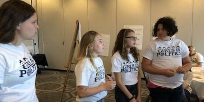Camp Congress for Girls Charleston 2020