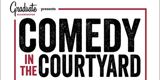 Comedy in the Courtyard