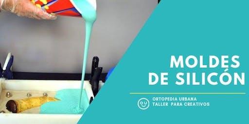 MOLDES DE SILICÓN. Taller