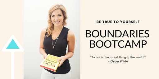BOUNDARIES BOOTCAMP