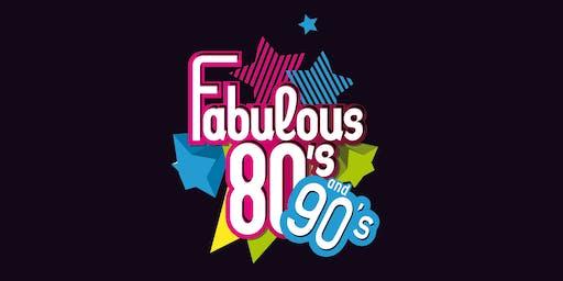 FABULOUS 80 & 90