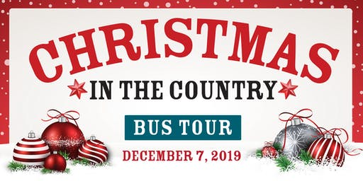 Christmas in the Country Bus Tour