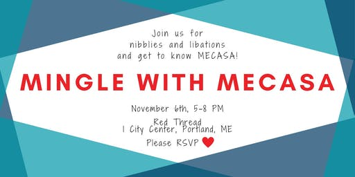 Mingle with MECASA