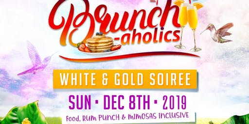 Brunchaholic's White and Gold Soiree