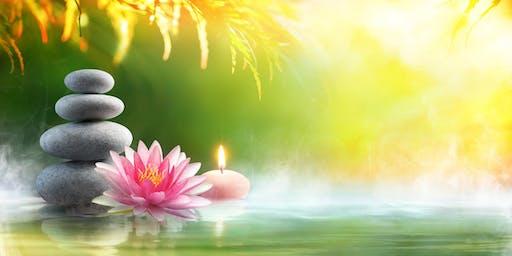 Breath & Meditation for Stress Management