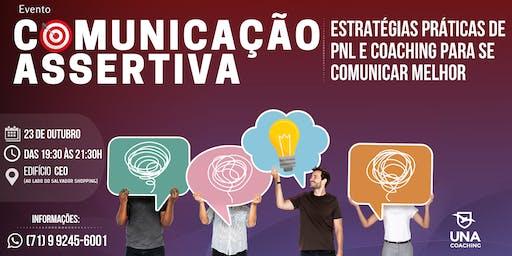 Comunicação Assertiva: PNL e Coaching para se Comunicar Melhor