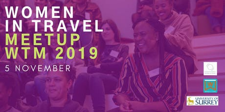 Women in Travel Meetup at WTM London 2019 - Group Mentoring session tickets