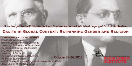 The Fifth International Conference on Unfinished Legacy of Dr. Ambedkar