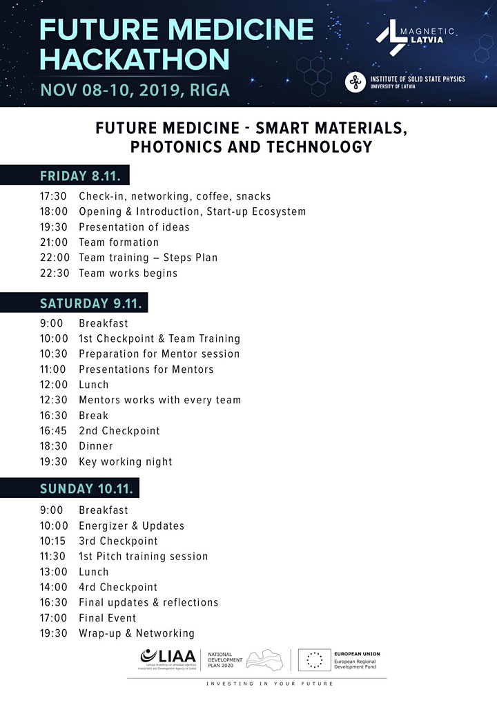 Future Medicine + Smart Materials, Photonics and Technology image