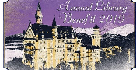 Library Benefit 2019 tickets