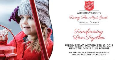 The Salvation Army's Allegheny County Annual Dinner