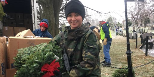 2019 Civil Air Patrol-Wreaths Across America at Arlington National Cemetery