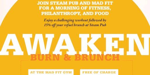 AWAKEN: Burn & Brunch