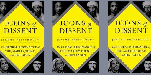 Icons of Dissent: Discussion and Book Signing