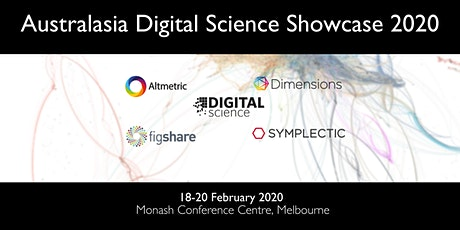Australasia Digital Science Showcase 2020 tickets