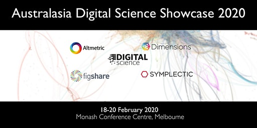 Australasia Digital Science Showcase 2020