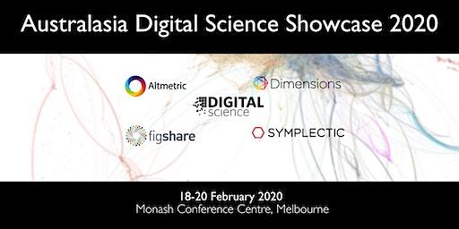 Australasia Digital Science Showcase 2020