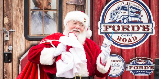 Breakfast With Santa - Ford's Fish Shack Lansdowne