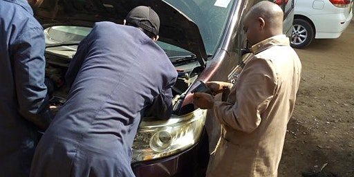 Automotive Key Programming & Security Components Installation Skills