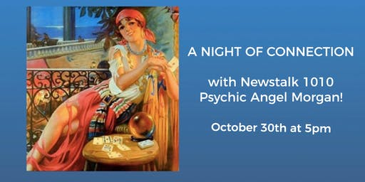 A Night of Connection - Seance Style