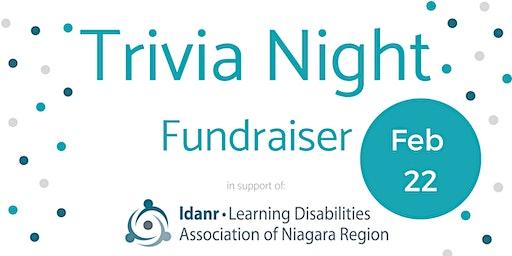 LDANR's Trivia Night Fundraiser