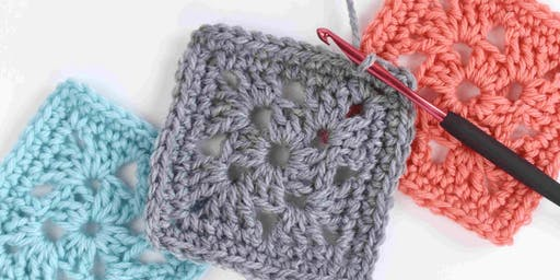 Beginner Crochet Workshop - 10.30am - 12.30pm - 16th November