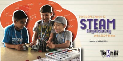 FREE LEGO-Engineering & STEAM Class for Kids!