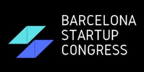 Barcelona Startup Congress tickets